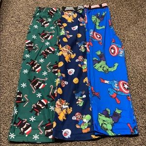 Other - Bundle of 3 sleeping pants